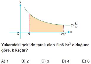 01952 Logaritma Soruları (Test 1 )