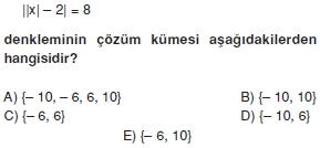 00430 Özel Tanımlı Fonksiyonlar Çözümlü Sorular (Test 1 )
